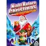 Night Before Christmas &#8230;in Cartoontown