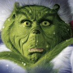 The Grinch Portrait Christmas Wallpaper