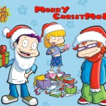 Rugrats All Grown Up Christmas Wallpaper