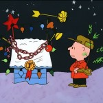 Snoopy Wins First Place Christmas Cartoon Wallpaper