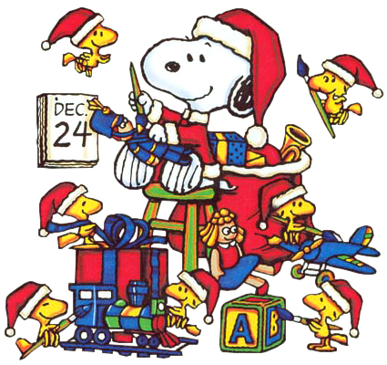 A snoopy and woodstock christmas wallpaper christmas cartoons a snoopy and woodstock christmas wallpaper voltagebd Image collections