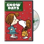 Happiness Is&#8230; Peanuts: Snow Days