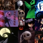 Jack Skellington Nightmare Before Christmas Wallpaper
