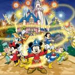 Walt Disney Magical Christmas Wallpaper