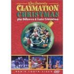 Will Vinton&#8217;s Claymation Christmas Plus Halloween &#038; Easter Celebrations