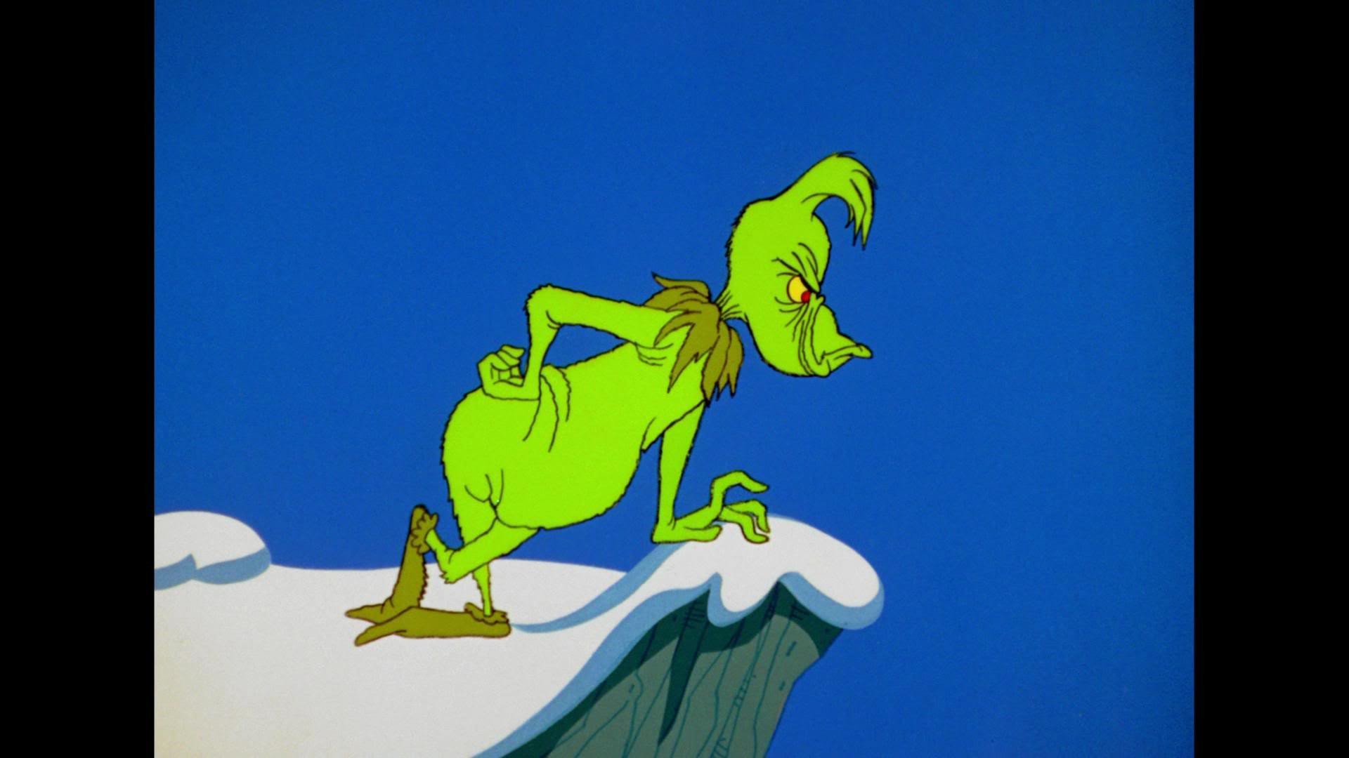 The Grinch Hating Christmas Wallpaper