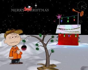 Merry Christmas Charlie Brown Christmas Wallpaper