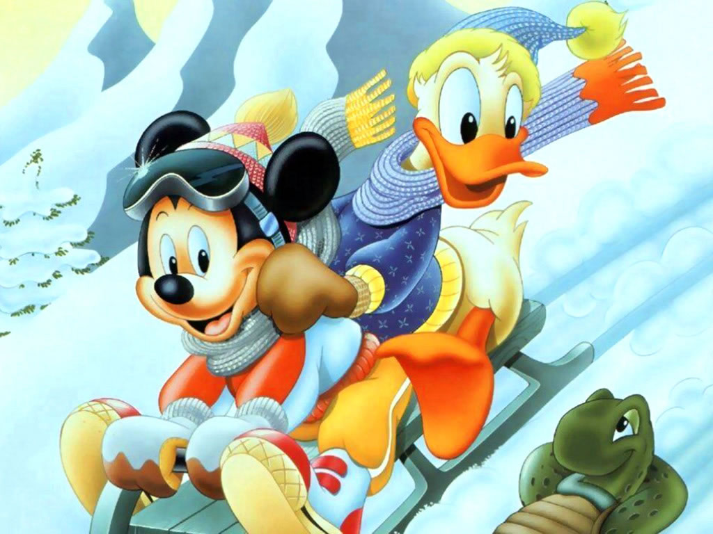 Great Wallpaper Christmas Mickey Mouse - disney-christmas-002-1024  You Should Have_712822 .jpg