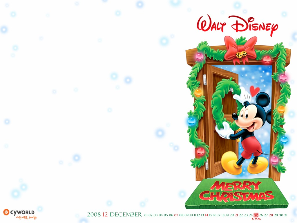Popular Wallpaper Christmas Mickey Mouse - mickey-mouse-s-christmas_1024x768_5351  Pictures_955222 .jpg