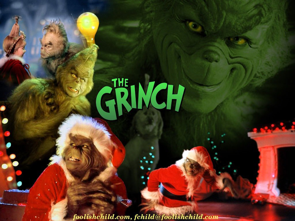 The Grinch Christmas Wallpaper