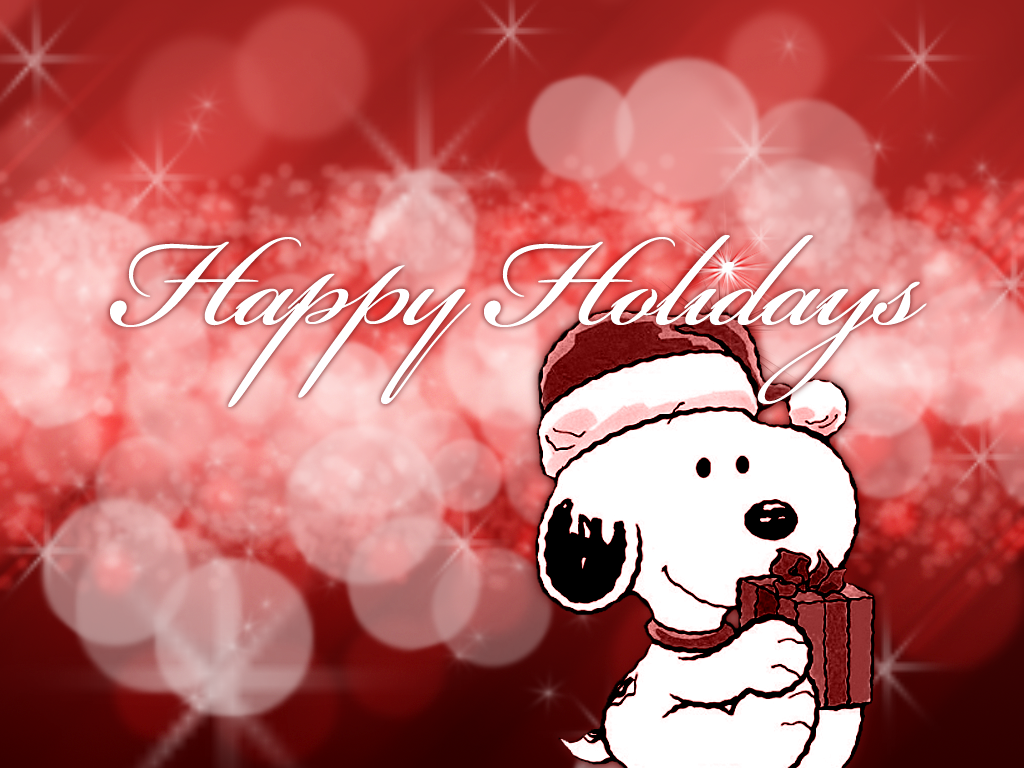 Snoopy with a present christmas cartoon wallpaper christmas cartoons snoopy with a present christmas cartoon wallpaper voltagebd Image collections