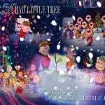 A Charlie Brown Christmas Cartoon Wallpaper