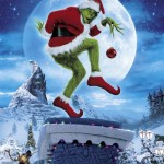 The Grinch as Santa Christmas Wallpaper