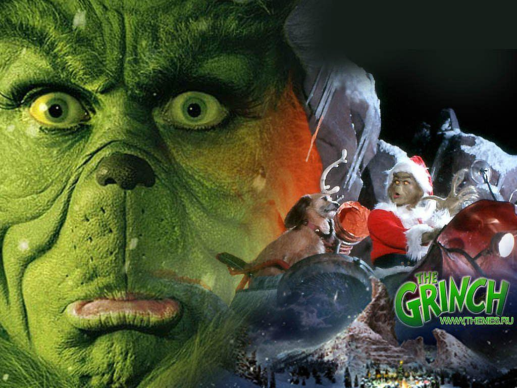 The Grinch who Stole Christmas Wallpaper