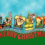 Looney Tunes Christmas Wallpaper