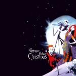 Jack and Sally Nightmare Before Christmas Wallpaper